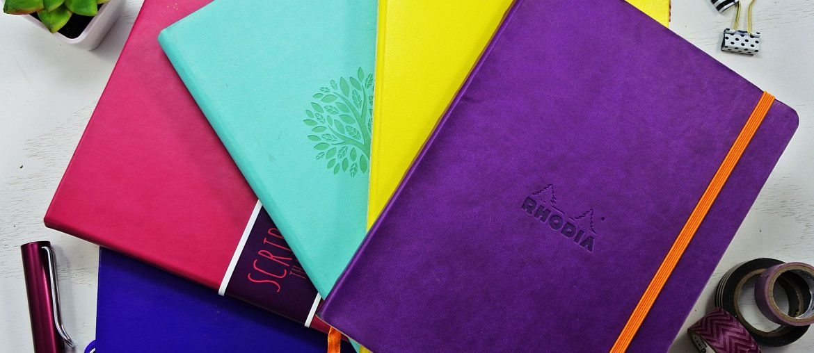 5 Notebooks PERFECT for Bullet Journaling!