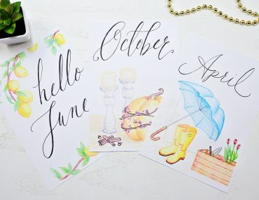 hello pages bullet journal