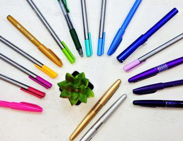 pens for bullet journaling