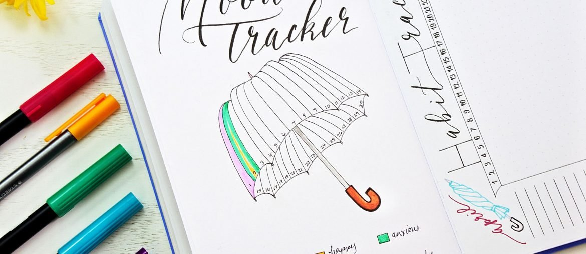 8 Ways to Use a Bullet Journal Tracker