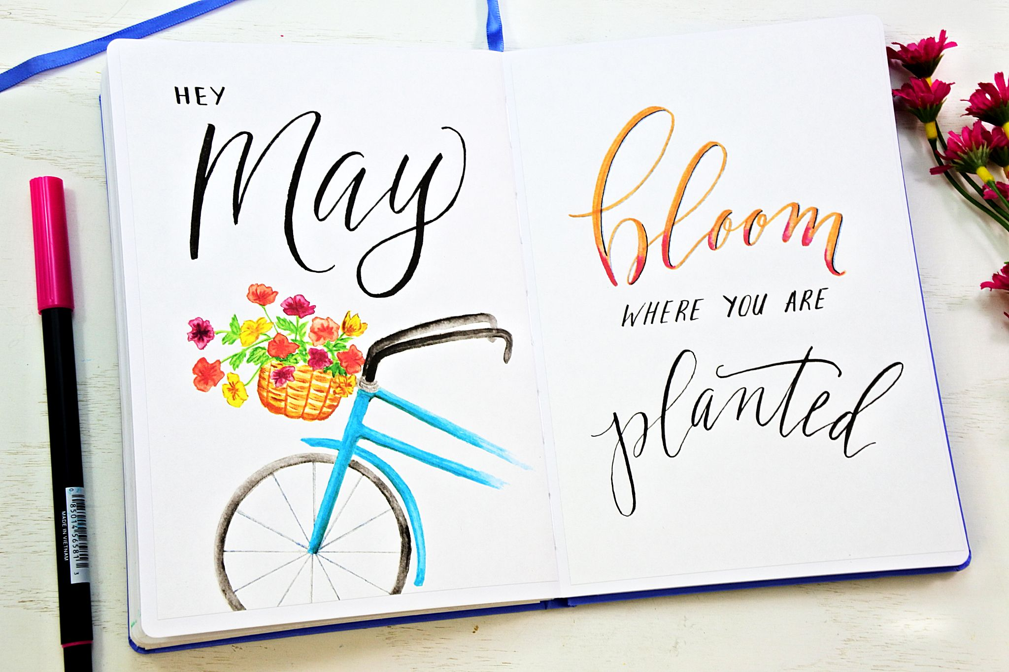 may 2018 planner printables sheena of the journal