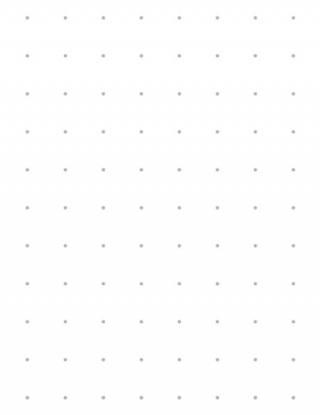 photo about Dot Grid Printable referred to as Endless Printable Dot-Grid Internet pages