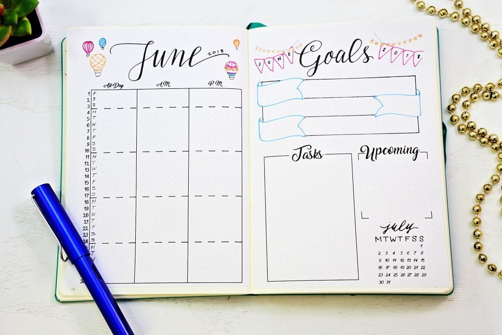 printable calendar for June