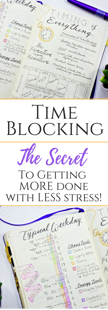 Time Blocking is a time management technique that can increase your productivity over 50%!