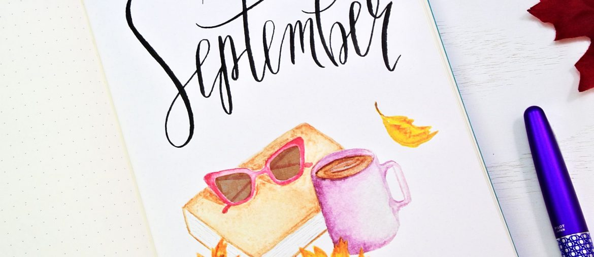 Free September Bullet Journal Printables!