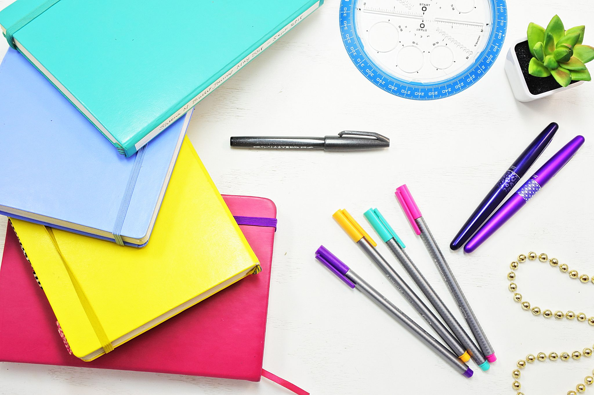 The Best Bullet Journal Supplies for 2020