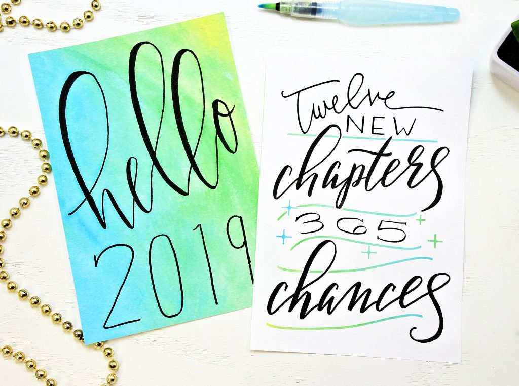 2019 free planner printables in turquoise