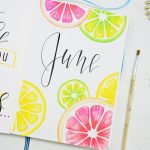 June Bullet Journal Setup – 18 Printable June Spreads