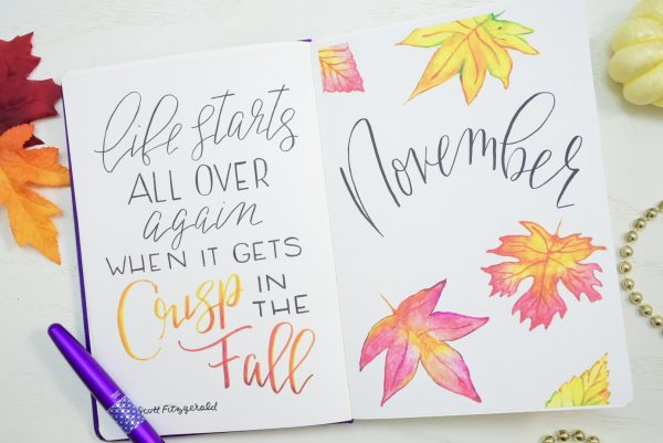 November cover pages