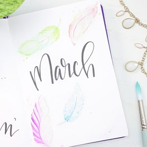 March cover page