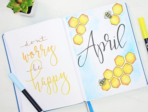 April Cover pages